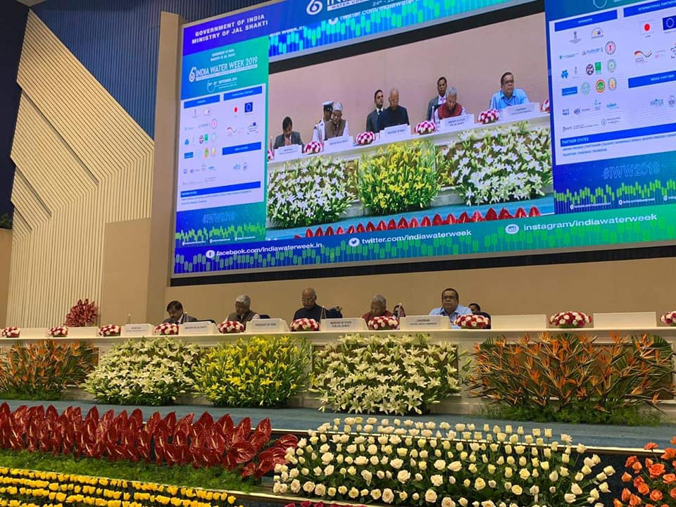 6th India Water Week 2019